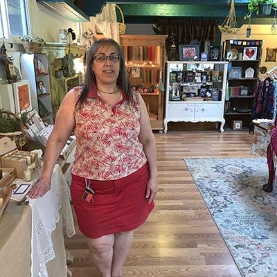 Michelle Martin - Circle Round Boutique