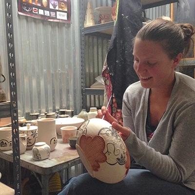 Sarah Newberry Ceramics
